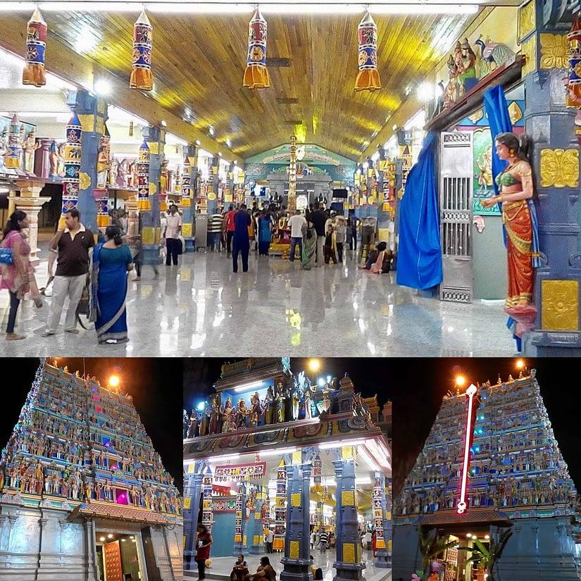 Kallumalai Arulmigu Subramaniyar Temple