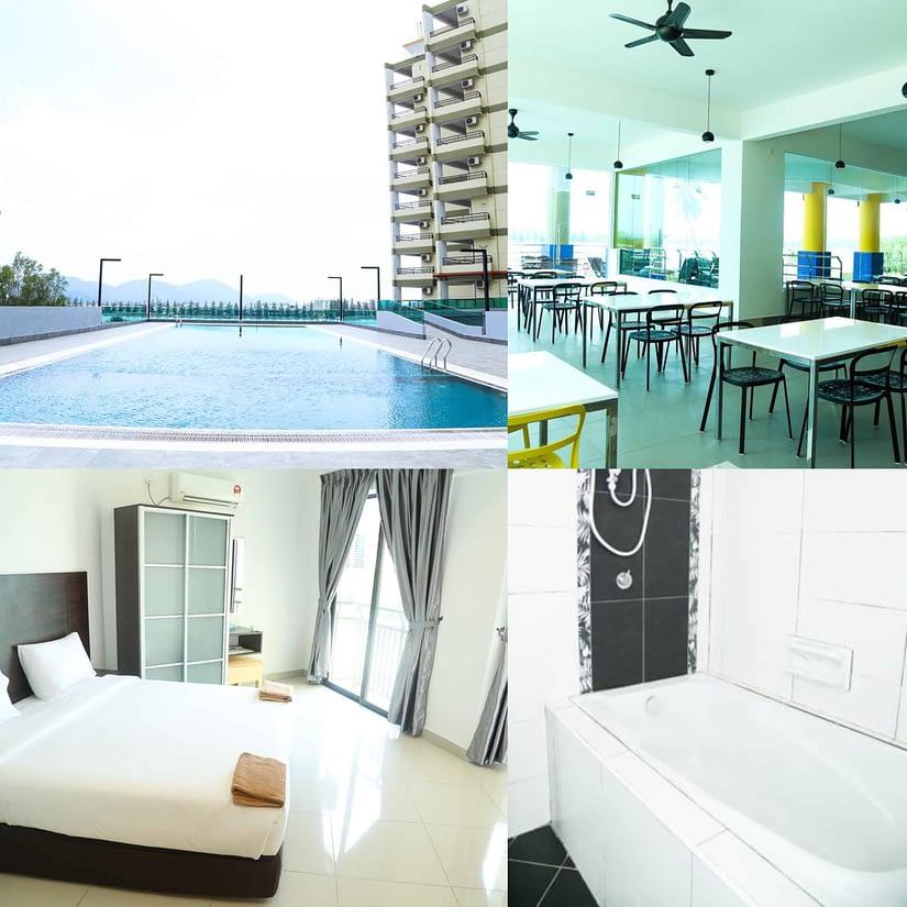 Marina Height Resort