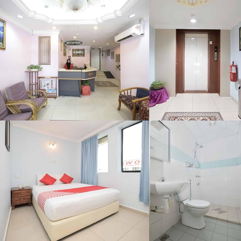 OYO 969 Hotel Pantai Labuan