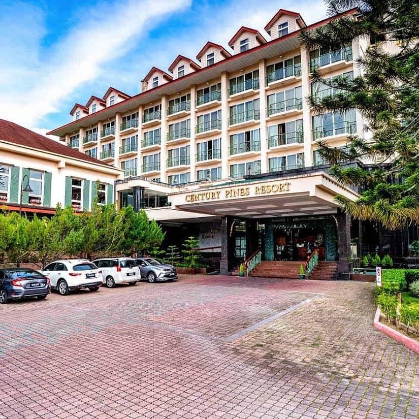 Century Pine Resort Cameron Highland