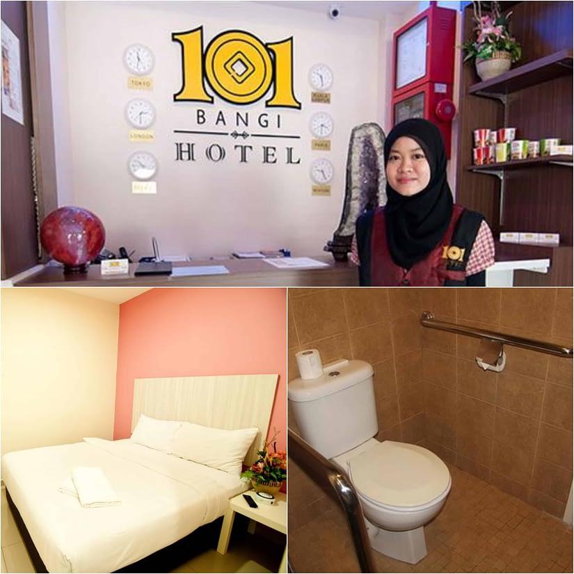 101 Hotel Bangi