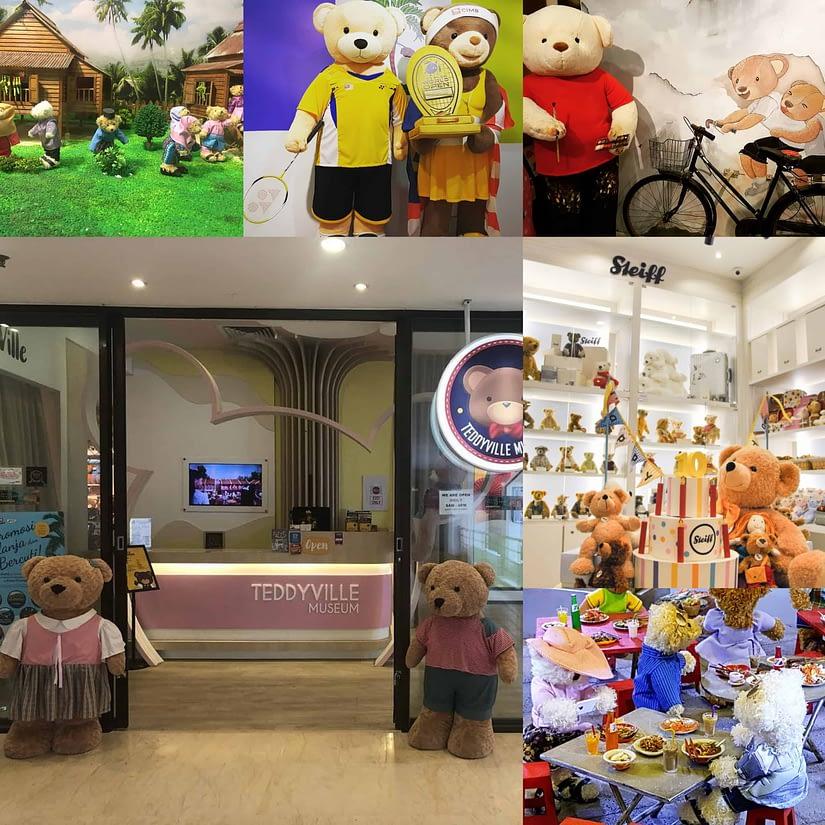 Muzium anak patung beruang