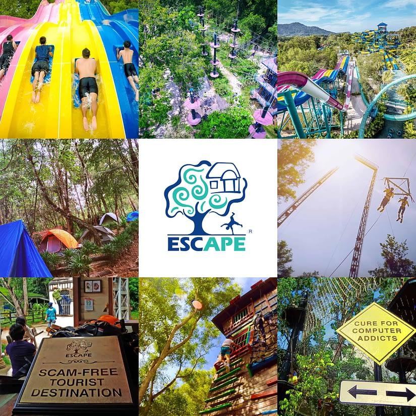 Taman Tema Escape
