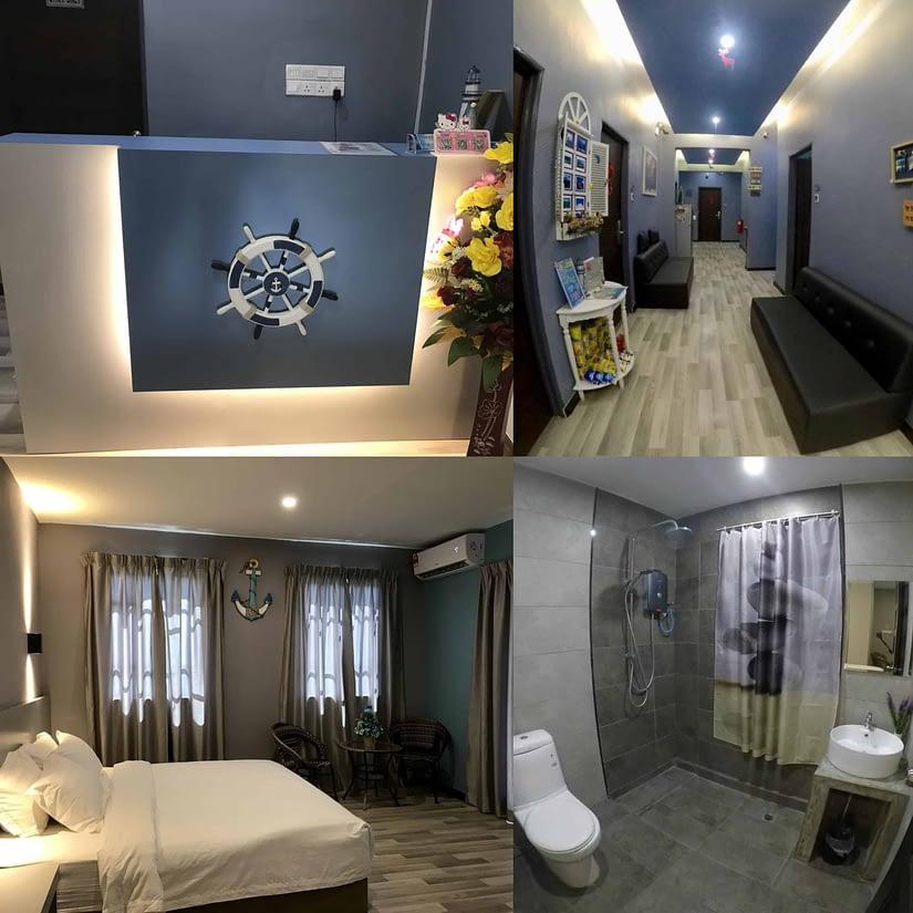 Ang Lee Holiday Inn