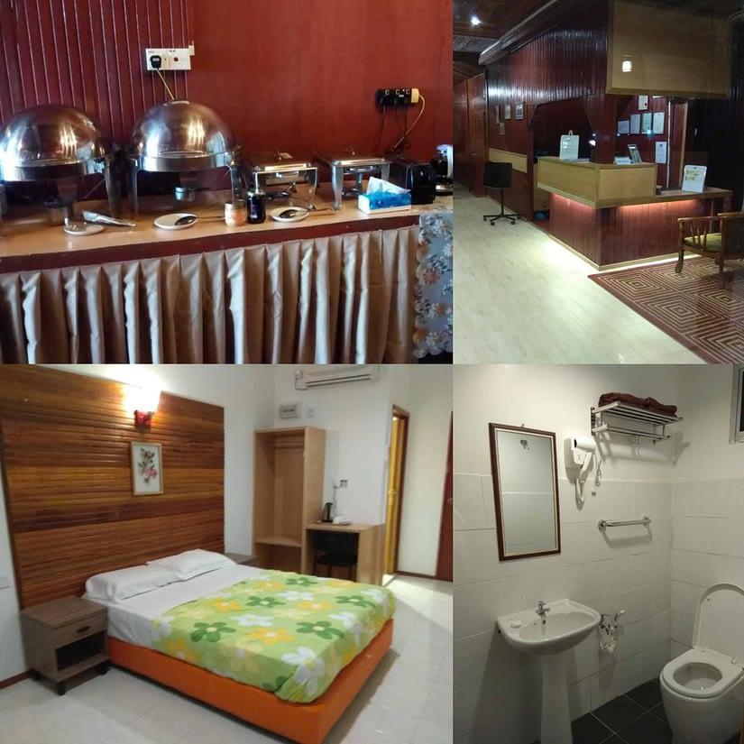 20 Hotel di Semporna yang Best dan Selesa 1