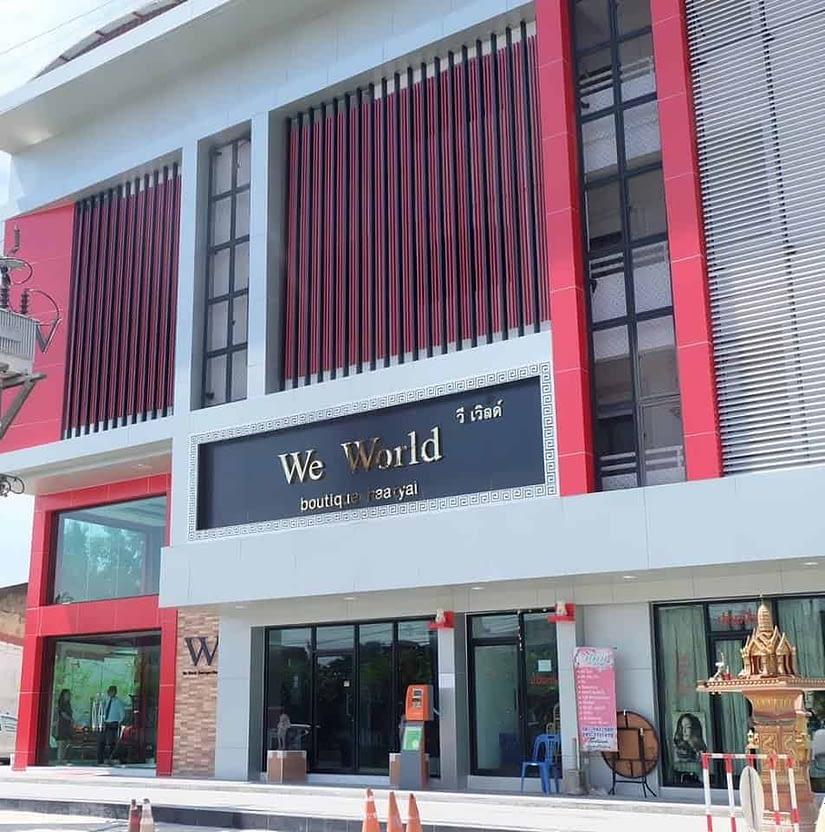We World Boutique Haatyai